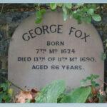 21. Gravestone Of George Fox