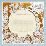 13. Handmade Quaker Wedding Certificate