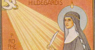 Hildegard von Bingen: Visionary Mystic