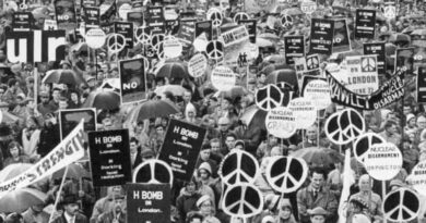 Campaign For Nuclear Disarmament