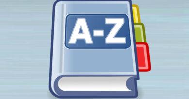A-Z Glossary Of Quaker Terms